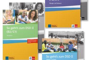 A Klett Kiadó minőségi német nyelvkönyvek forgalmazására szakosodott.