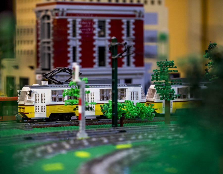 Nagyszerű Lego kiállítás várja a rajongókat.