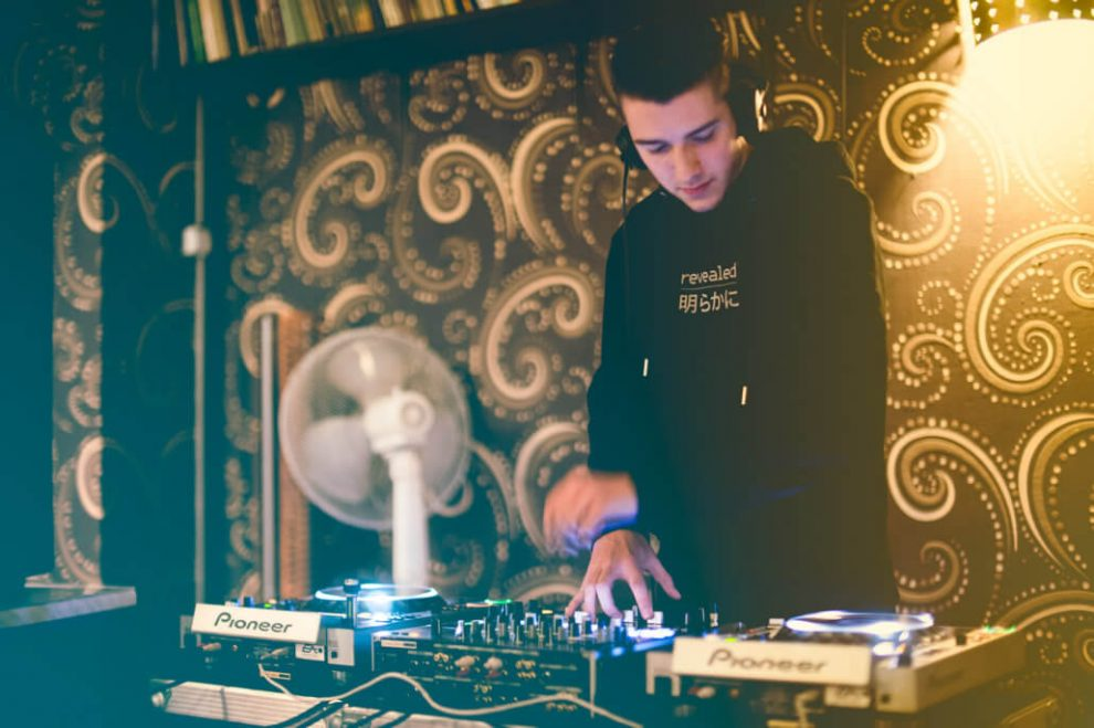 DJ képzés Budapesten!