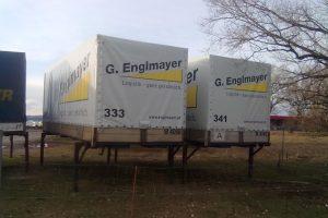 A kamion ponyva gyártás során mindenre figyelünk!
