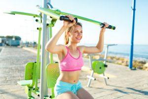 kültéri fitness eszközök